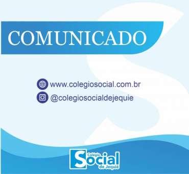 COMUNICADO AOS PAIS