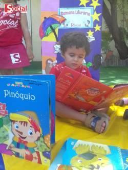 Semana Literária Social Jr. - 2019