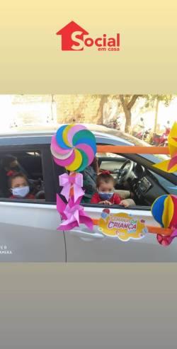 DRIVE IN - SEMANA DA CRIANÇA